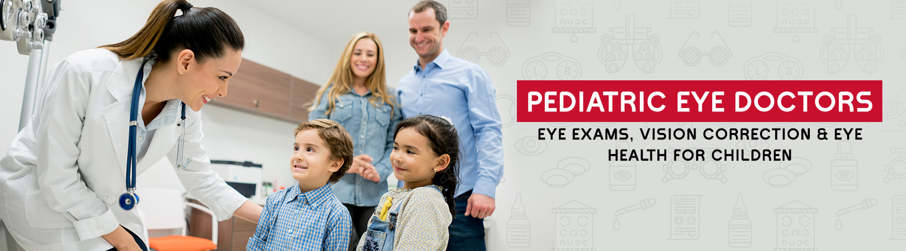 Pediatric eye exams near Chicago