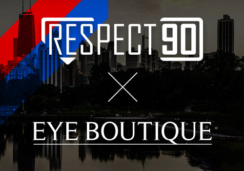 Eye Boutique supports Joe Maddon's Respect 90 Foundation