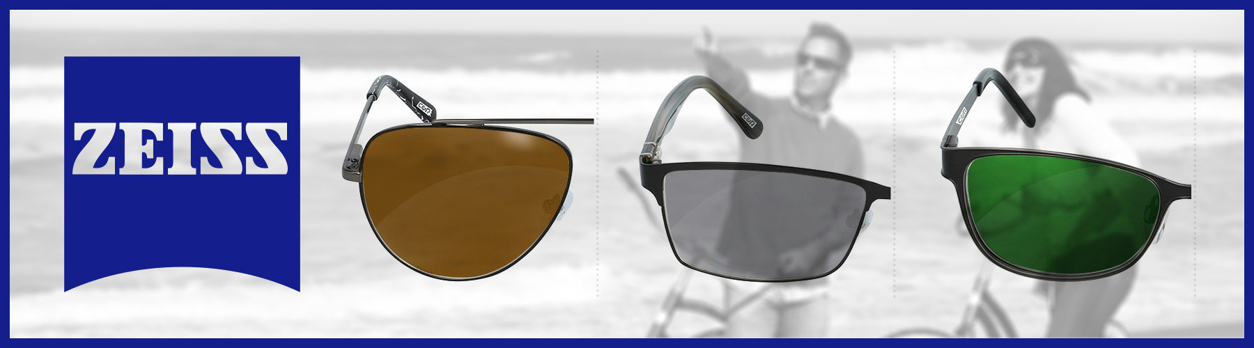 ZEISS Sunglass Lenses | Mens & Womens | Prescription & Non