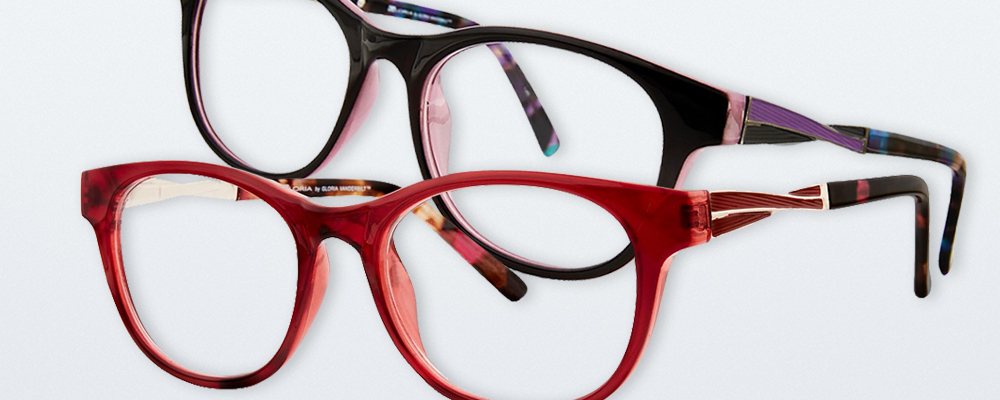 Pair of Gloria Vanderbilt eyeglasses