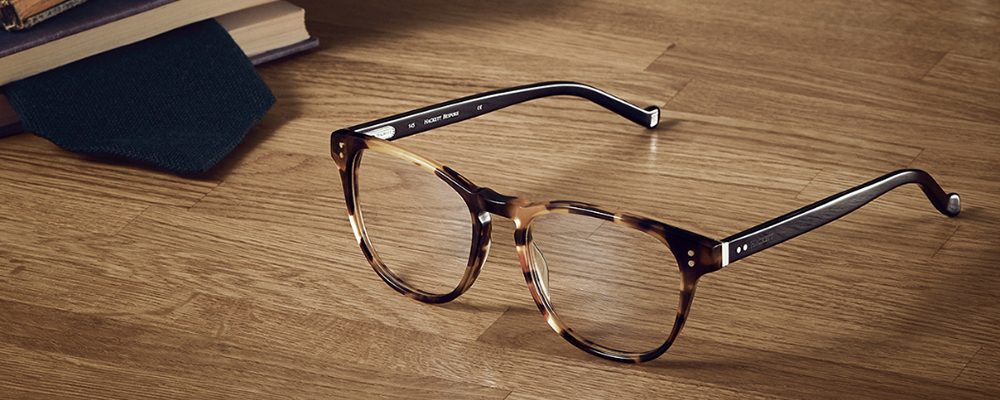 Pair of Hackett London glasses