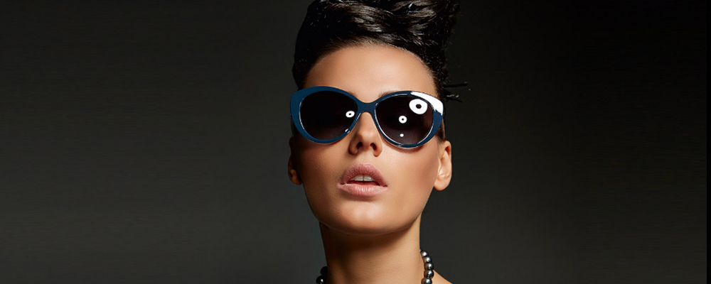 Person wearing INVU eyewear