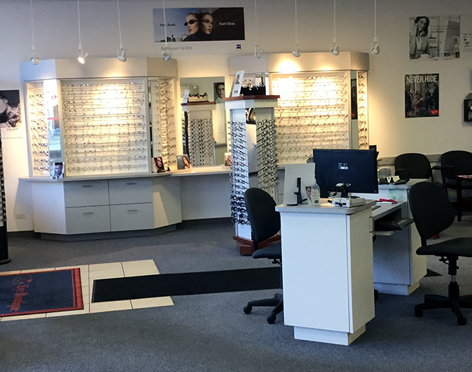 Prescription eyeglasses for sale in Crystal Lake IL vision care center