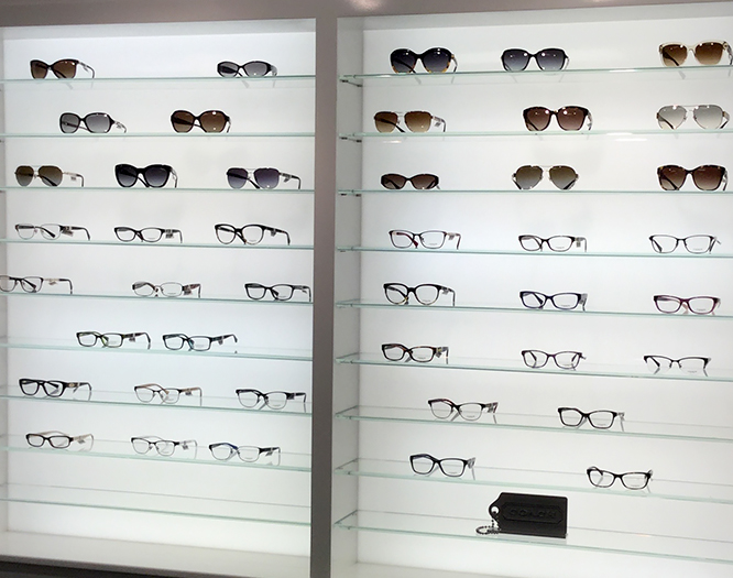 Prescription eyeglasses for sale in Schaumburg IL vision care center