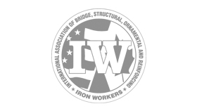 Ironworkers Local 63 eye insurance logo