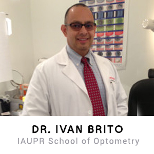 Crystal Lake optometrist Dr. Ivan Brito