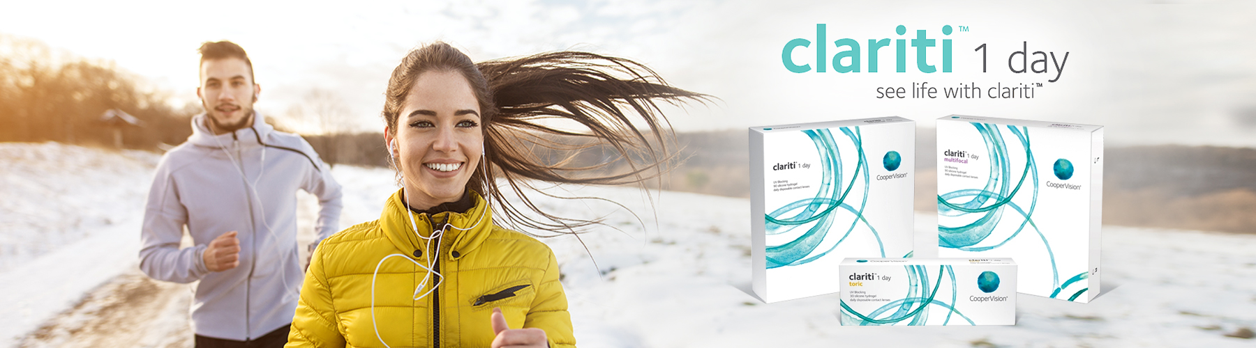 Clariti 1 day contact lenses near Chicago
