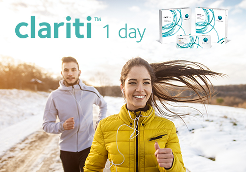 Clariti 1 day contact lenses free trial offer
