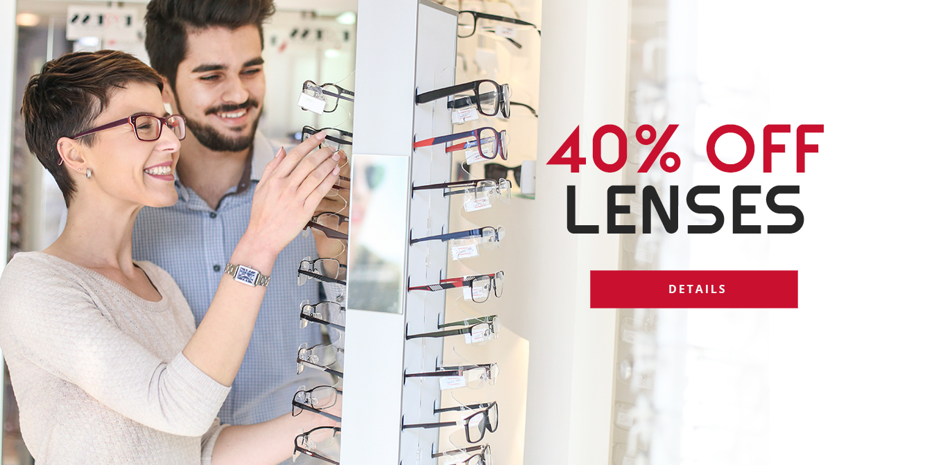Discount pricing on optical lenses near Chicago