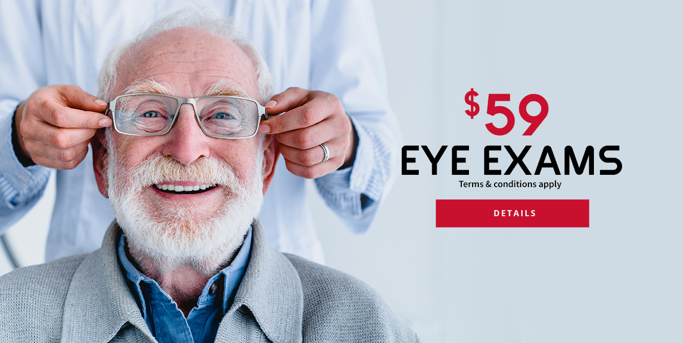Affordable eye exams Chicago area