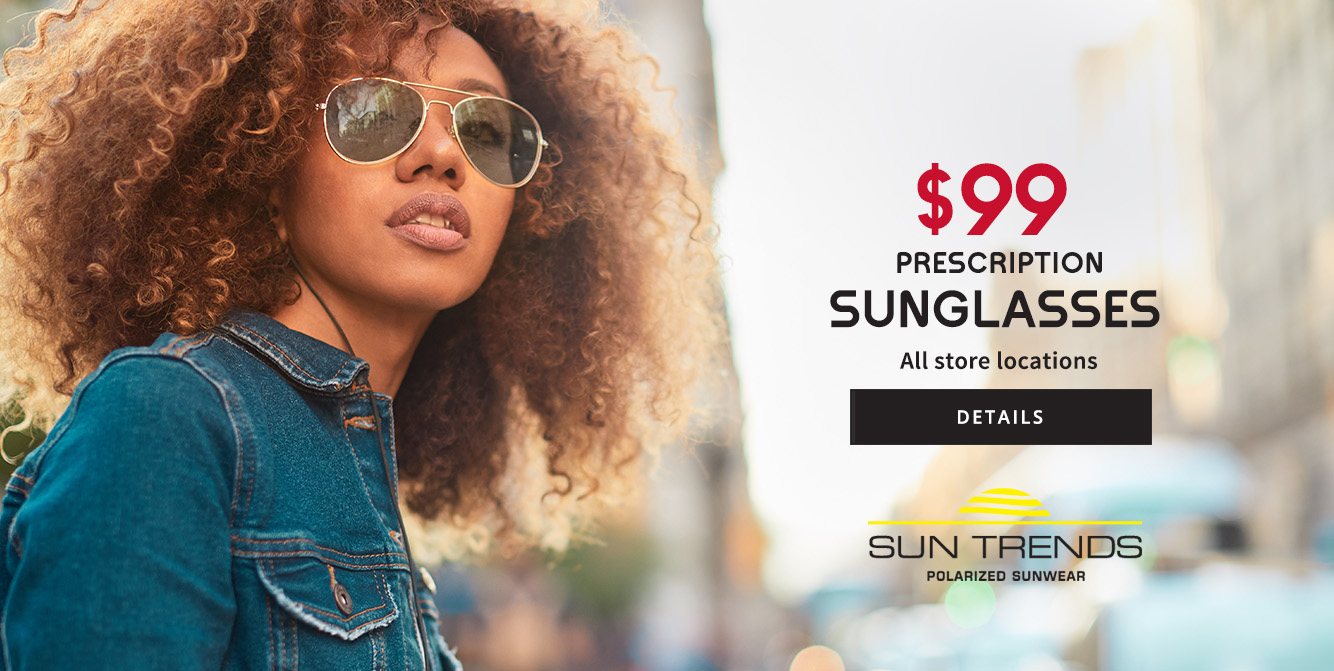 $99 Prescription Sunglasses for sale Chicago area